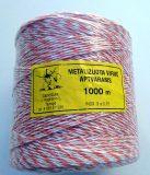 04 003 Metalizuota virvė INOX 3×0,15 1000m
