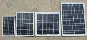 03 Панели солнечных батарей